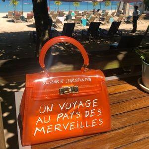 Handbags - Large Jelly Bag